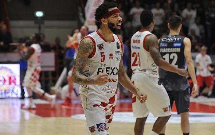 Legabasket Serie A - Pistoia, secondo tempo di cuore: matata Avellino (67-59)