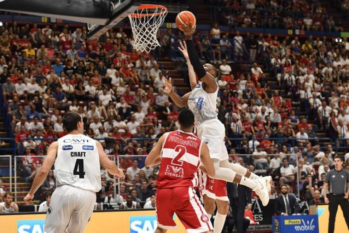 Playoff Legabasket Serie A - Milano con le spalle al muro, Trento per continuare a stupire