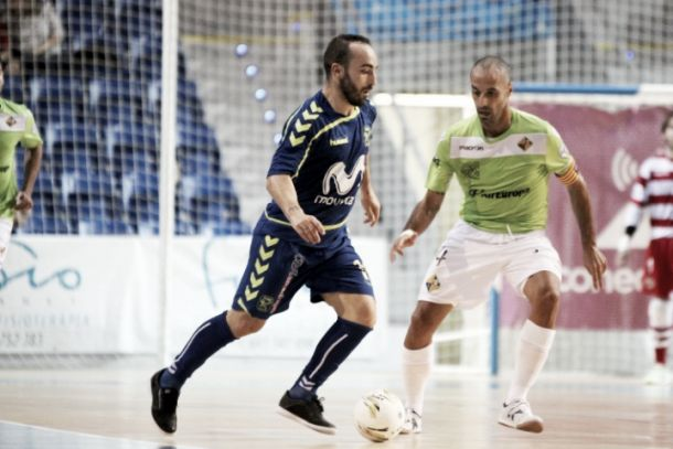 Movistar Inter despliega su pegada en Palma