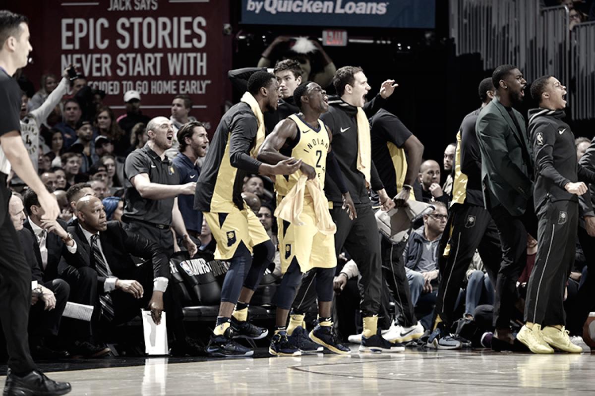 Resumen de la jornada: Indiana Pacers la sorpresa de la noche