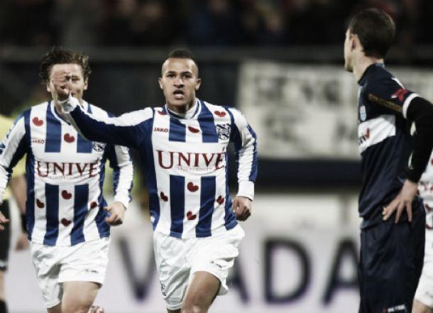 Heerenveen domina e goleia Zwolle pela Eredivisie