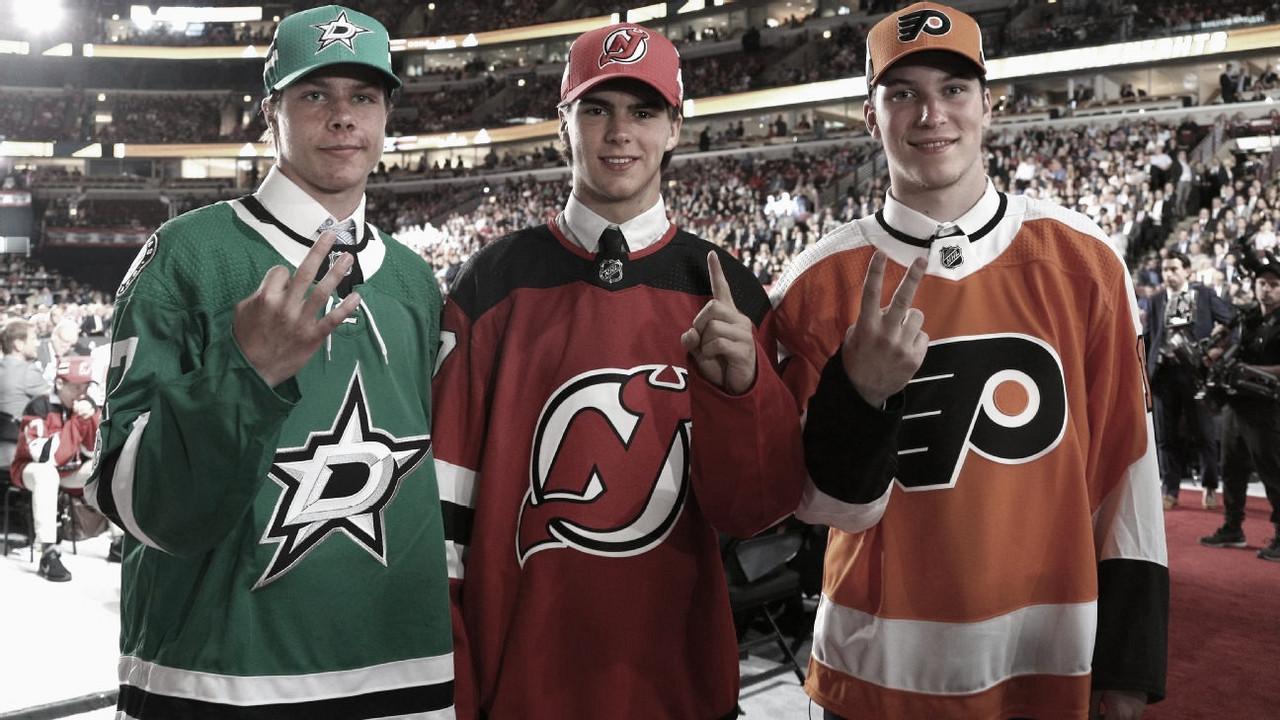 Análisis al 2017 NHL Draft