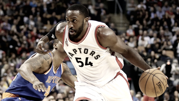 NBA: Oklahoma City Thunder, si ferma Patrick Patterson