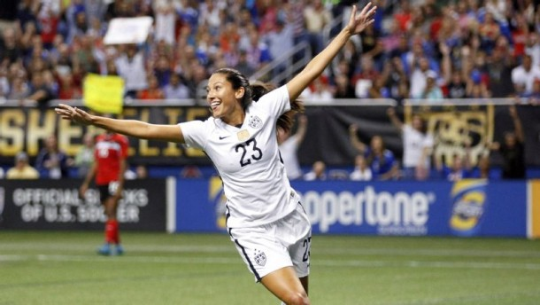 2015 Victory Tour: Lindsey Horan, Christen Press Help Secure Sixth Victory For USWNT In Tour