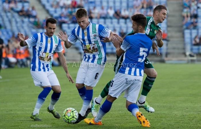Recreativo de Huelva - Betis: fútbol entre amigos en el Nuevo Colombino