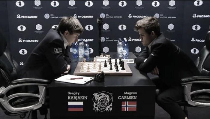 Karjakin - Carlsen: repóker de españolas