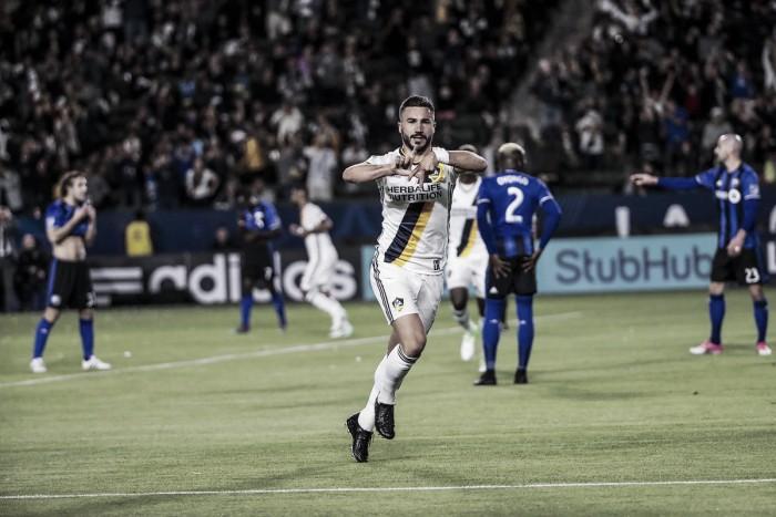 Romain Alessandrini, Jermaine Jones lead the way for the LA Galaxy over the Montreal Impact