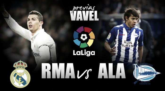 Com desfalques importantes, Real Madrid defende liderança diante do Alavés