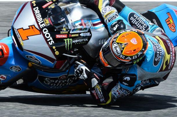 Tito Rabat domina en Le Mans