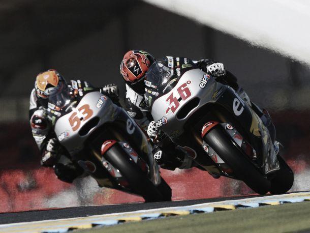 """Tito Rabat: """"Estoy contento por terminar en Le Mans"""""""