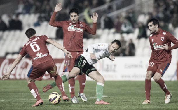 El Racing jugará en Soria sin su capitán por segundo partido consecutivo