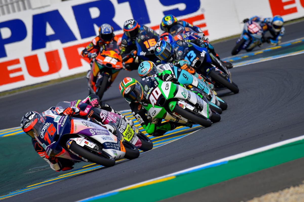 Categoría Moto3 GP de Francia | Foto: MotoGP.com