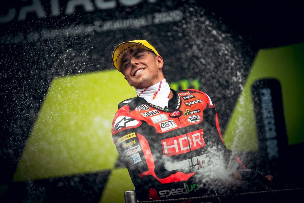 El rumor de Di Giannantonio como piloto de MotoGP