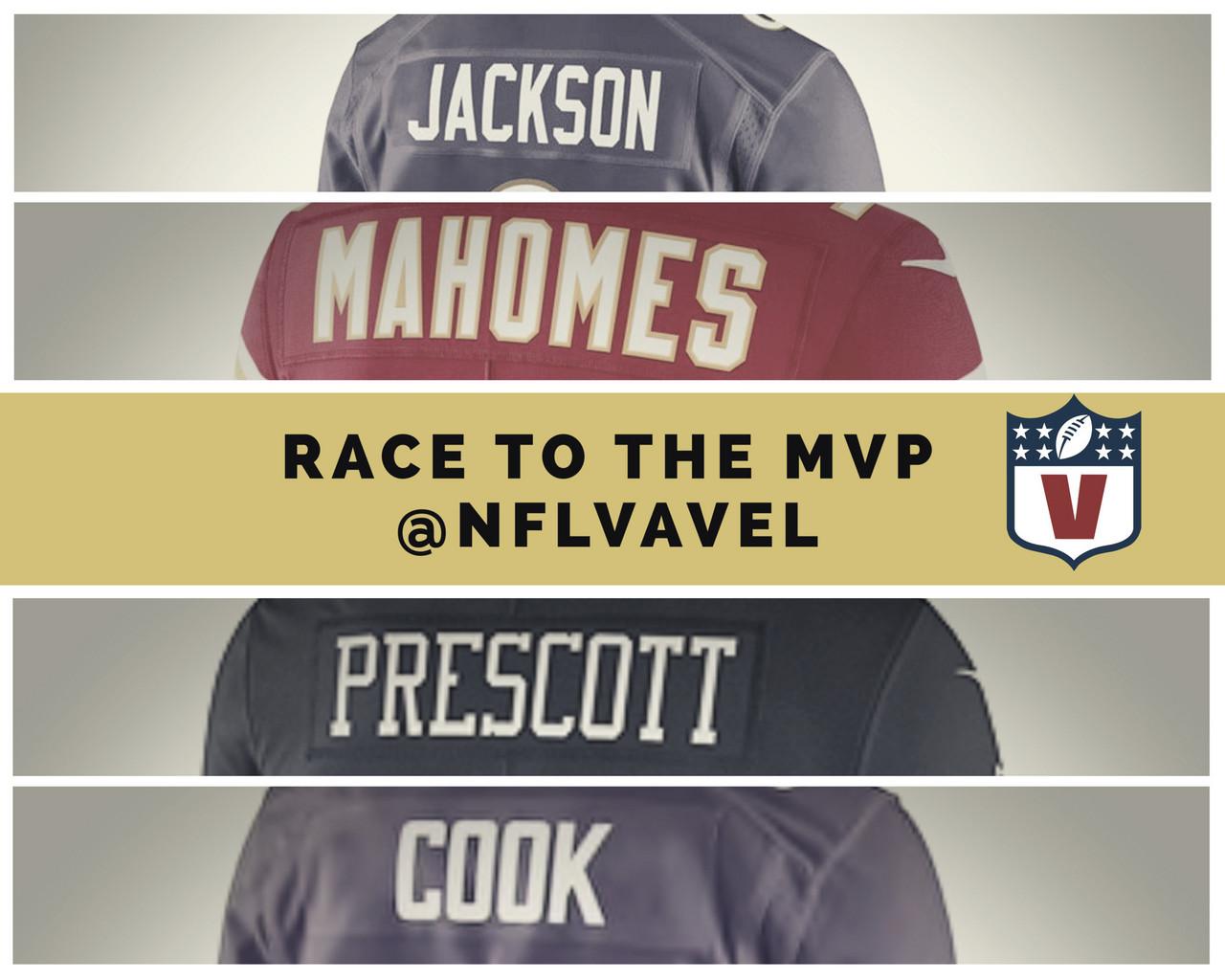 Power Rankings de jugadores: race to the MVP