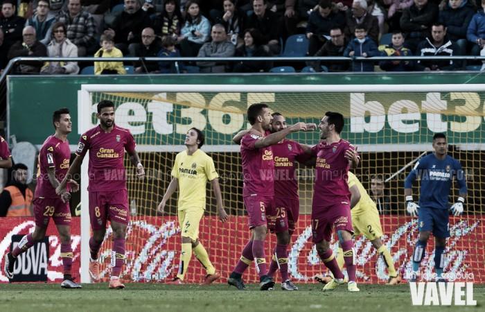 14 partidos después Las Palmas acaba con la racha