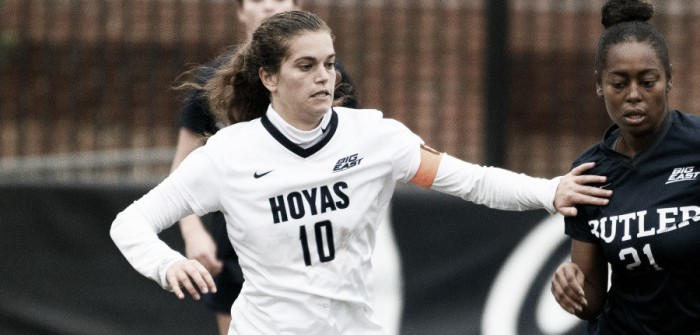 VAVEL USA Exclusive: Rachel Corboz reflects on Georgetown career and beyond