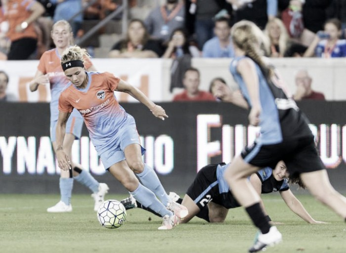 Houston Dash's Rachel Daly listed to England National Team