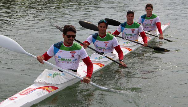 La Copa del Mundo de Portugal, nuevo test internacional para los piragüistas españoles