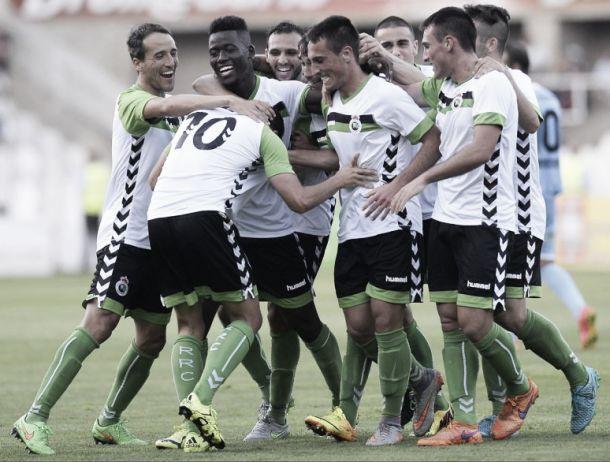 Resultado Racing de Santander - UD Logroñés Segunda B 2015 0-1