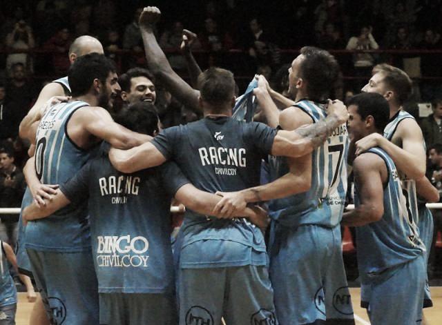Liga Argentina: Viedma sigue dulce y Racing es de otro mundo