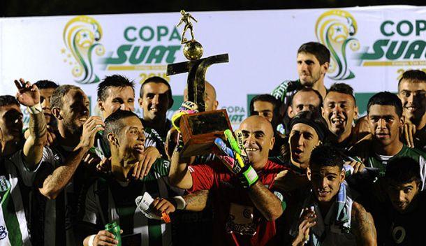 Racing se quedó con la Copa Suat