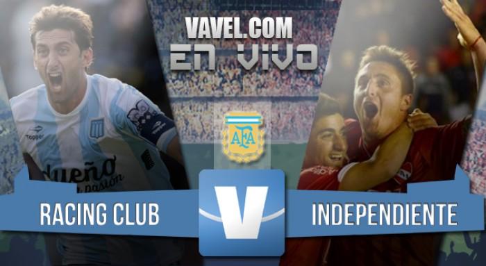 Resultado Racing 0-0 Independiente en el Torneo de Transición 2016