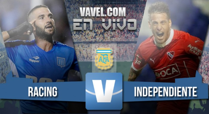 Partido Racing 3-0 Independiente por el Clásico de Avellaneda 2016