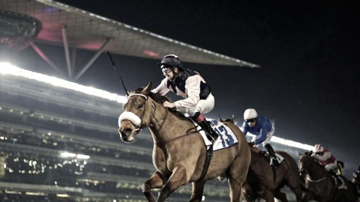 El World Cup Carnival de Dubai, en marcha