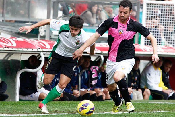 Real Racing Club - CE Sabadell FC: peleados con el gol