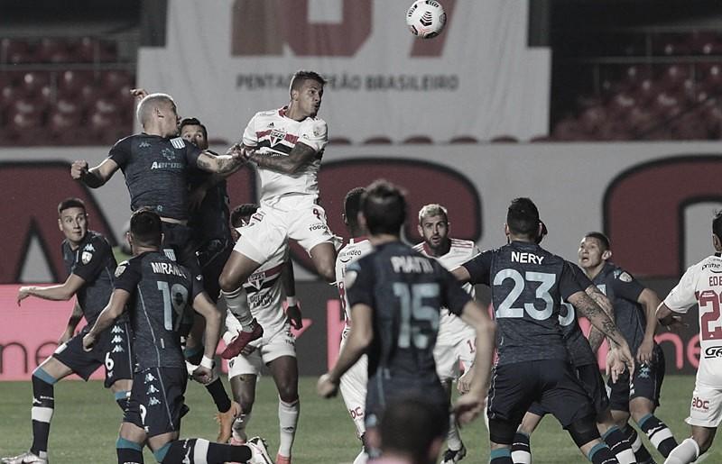 São Paulo luta contra o tempo para ter titulares e seguir vivo na Libertadores