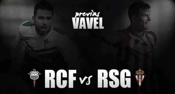 Racing de Ferrol - Real Sporting de Gijón: continúan las pruebas
