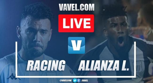 Goles y resumen del Racing 1-0 Alianza Lima en Copa Libertadores 2020