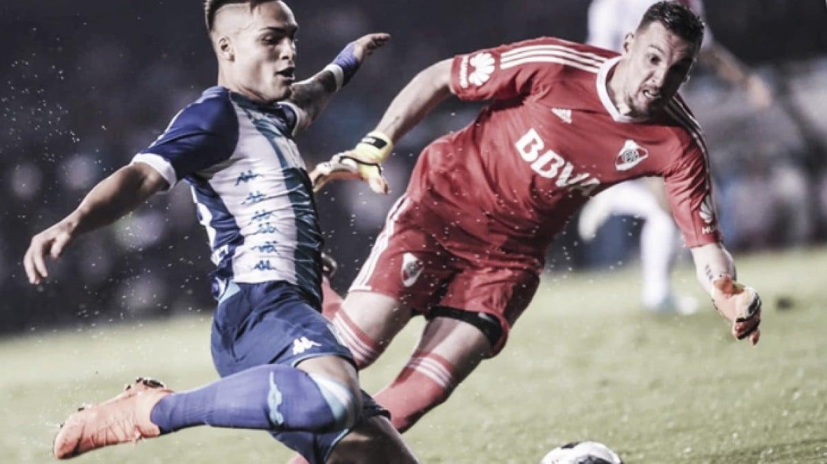 River Plate Contra Racing: Racing Juega Mejor Pero No Fue Suficiente Contra River