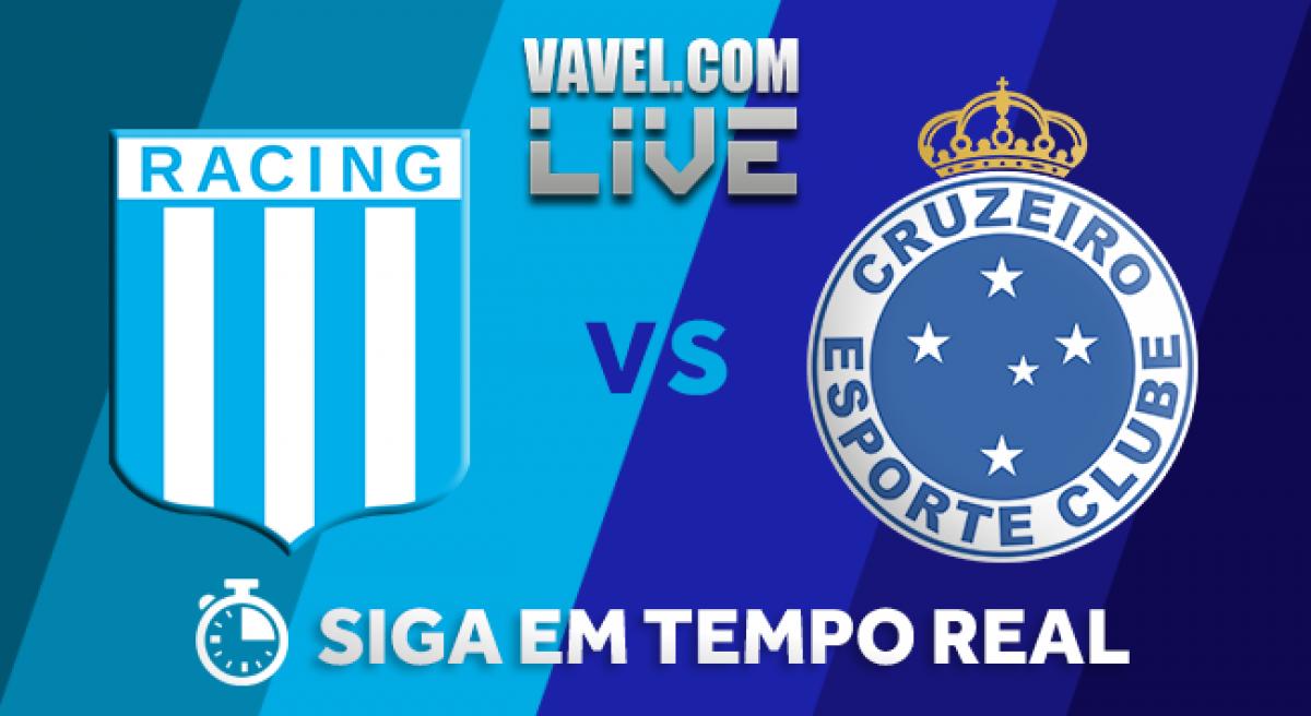 Cruzeiro vence o Racing pela Taça Libertadores 2018 (2-1)