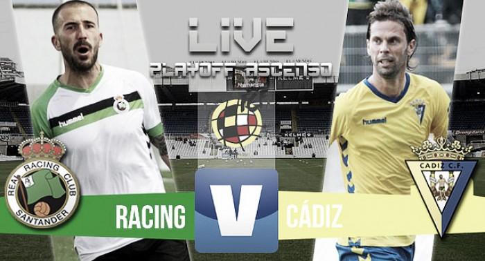 El Cádiz tiene cada vez más cerca su objetivo