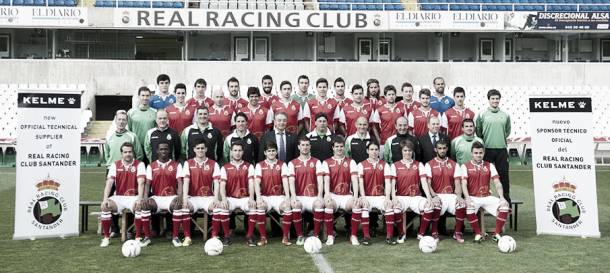 Club Marino de Luanco - Racing Santander: preparados, listos ...