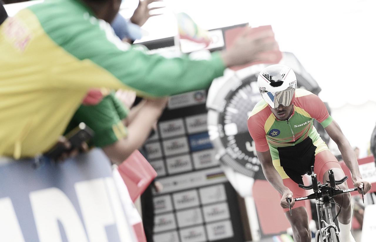 El ciclismo se une a la lucha contra el racismo