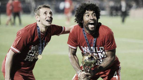 Dante e Rafinha têm um dos salários mais baixos do Bayern de Munique