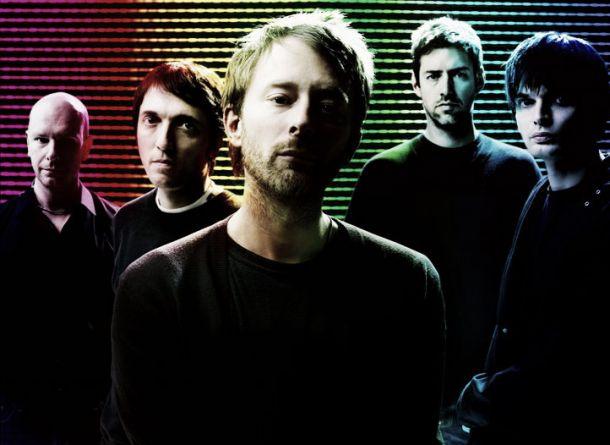Radiohead regresa al estudio en septiembre