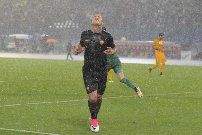 Serie A - Troppa Roma per il Verona: all'Olimpico finisce 3-0