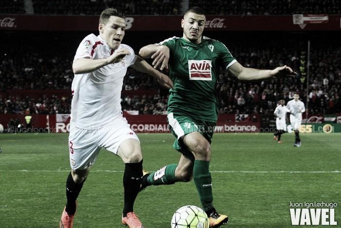 Radosevic se quedó fuera de la convocatoria del España - Croacia Sub-21