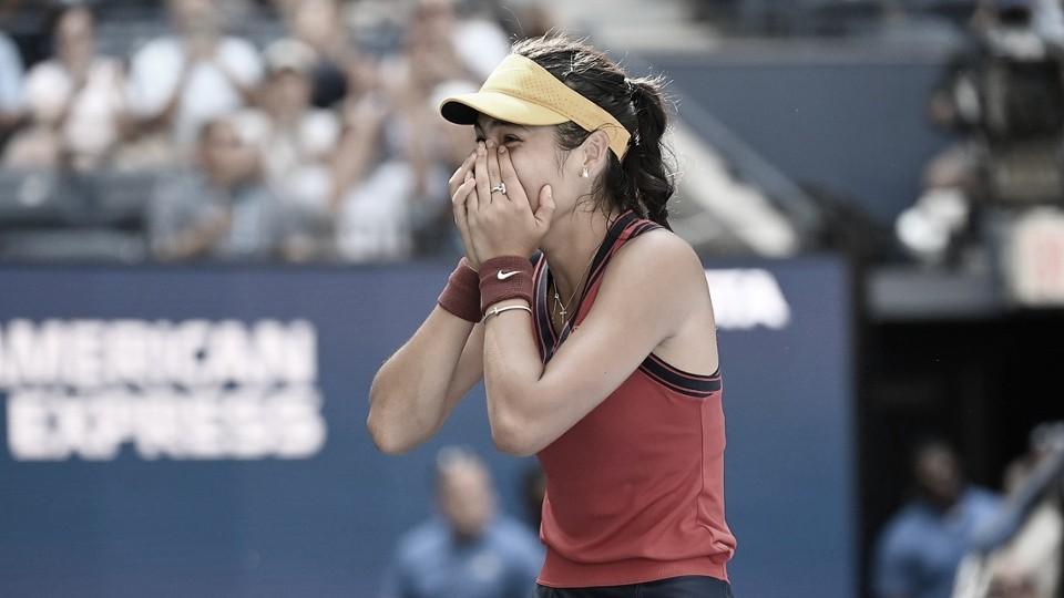 Raducanu surpreende Bencic e vai às semifinais em sua primeira participação no US Open