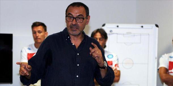 """Parla Sarri: """"Allenare il Napoli è un sogno"""""""