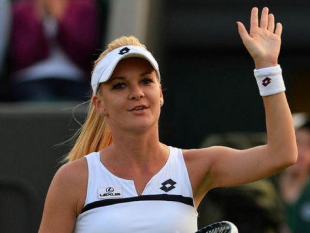 WTA Eastbourne: fuori la Errani, passano Radwanska e Wozniacki