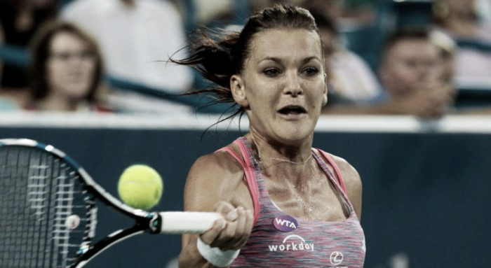 Agnieszka Radwanska supera Broady em sets diretos e avança no US Open