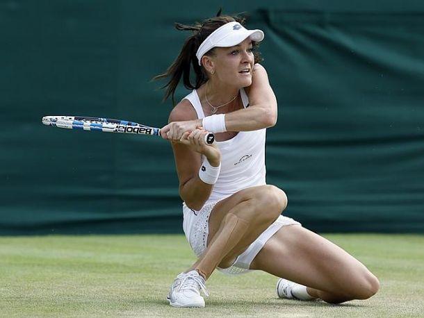 Wimbledon 2015: Radwanska super, è in semifinale