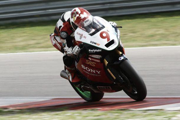 Damien Raemy, la nueva apuesta del JEG Racing