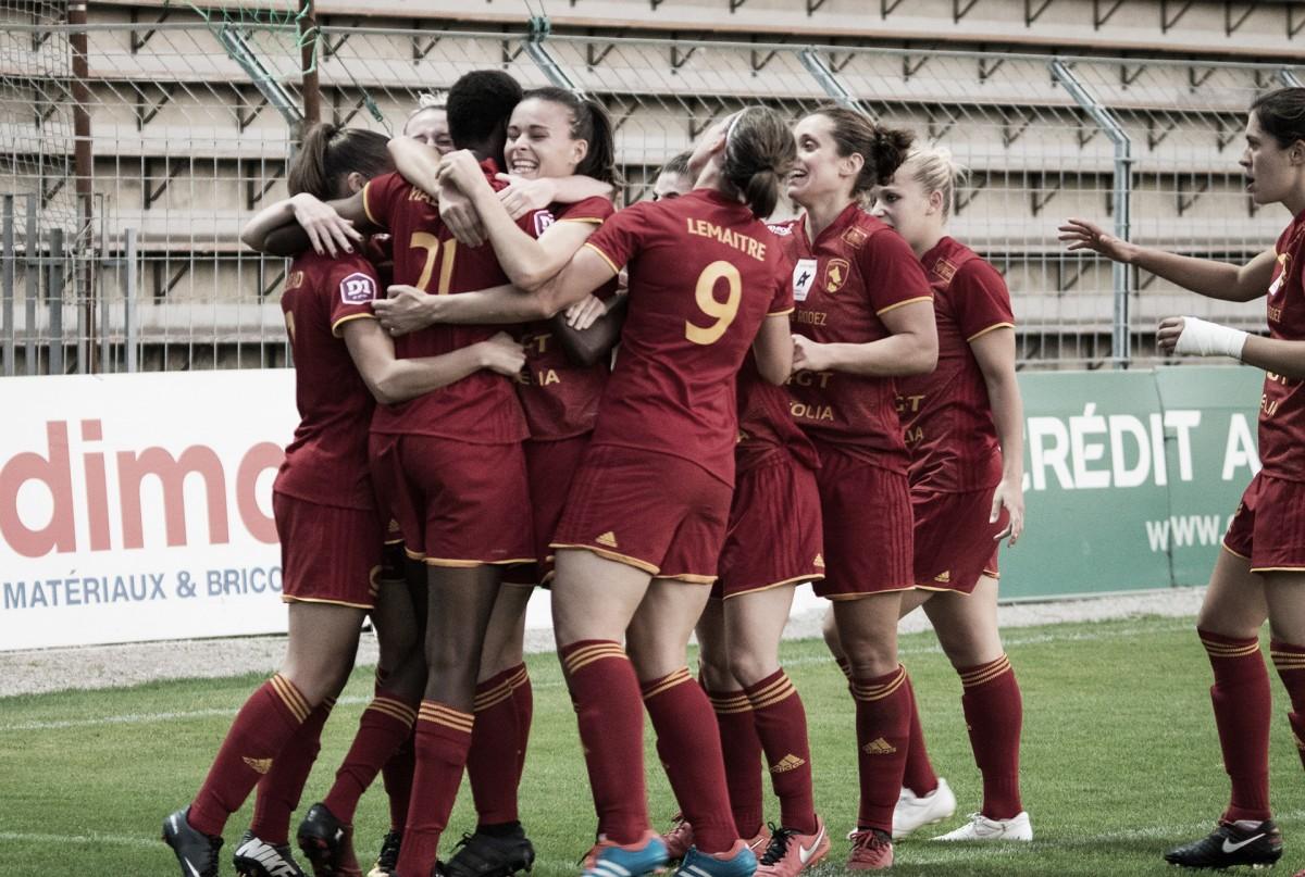 Division 1 Féminine 2018-2019 Preview: Rodez AF Féminines