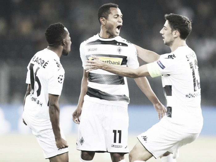 BSC Young Boys 1-3 Borussia Mönchengladbach: Raffael brace puts Gladbach within touching distance of group stages