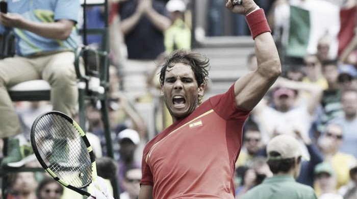 Rafael Nadal bate Simon e encara Bellucci nas quartas